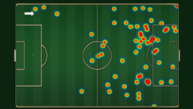 Luis Suarez's ability to get on the ball sets him apart.