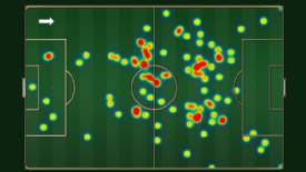 Wayne Rooney is finding a way to be effective in deeper areas.