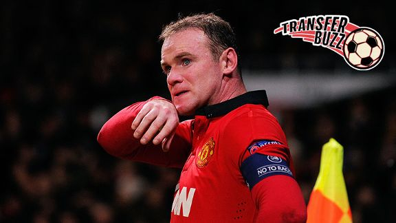 Wayne Rooney could leave a Champions League-less Manchester United.