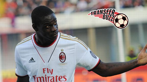 A 'frustrated' Mario Balotelli could be on his way to Chelsea.