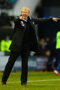 Steve McClaren Derby County vs Chelsea