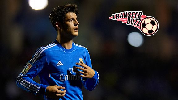 Arsenal have identified Alvaro Morata as the best solution to their striking woes.