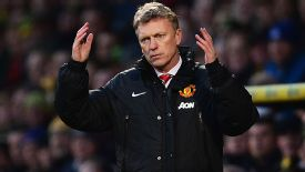 David Moyes will need to throw off the shackles if he is to make Manchester United successful.