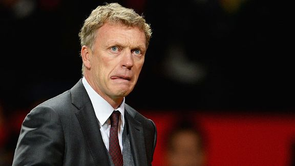 Sir Alex Ferguson urged the fans to stick with David Moyes when he retired.