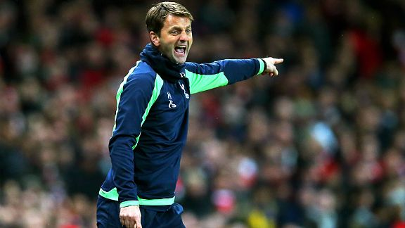 Tim Sherwood has brought a new shape and new ideas to Spurs.