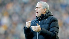 Jose Mourinho Hull Chelsea shout