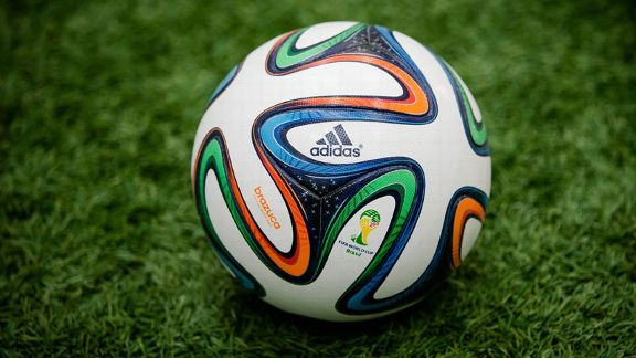 Brazuca World Cup match ball