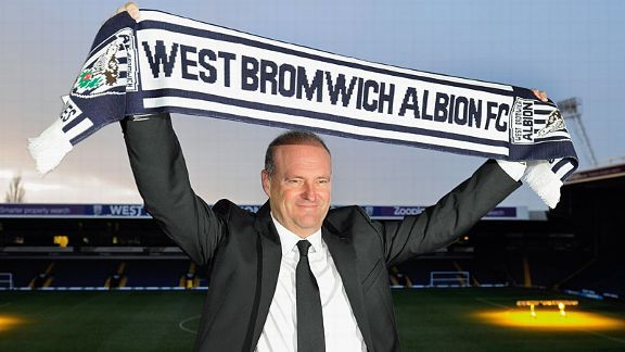 Pepe Mel is unveiled at West Brom.