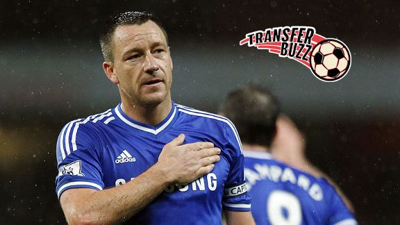 Could John Terry be the next to exit Chelsea?
