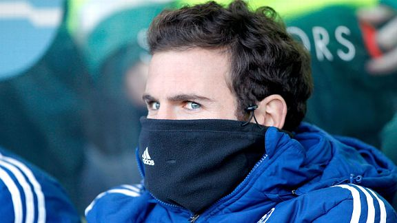 Juan Mata is coming out of the shadows at Chelsea to try and spearhead Man United's recovery.