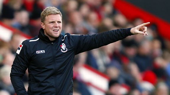 Eddie Howe Bournemouth point