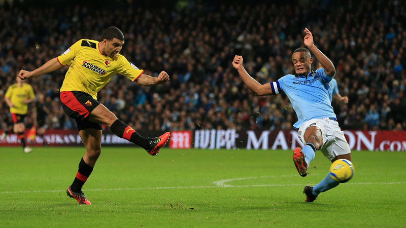 Man City vs Watford FA Cup third round 2013 01052013