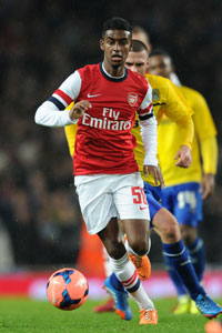 Gedion Zelalem Arsenal action