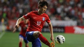 Ji Dong-Won South korea action vs Iran