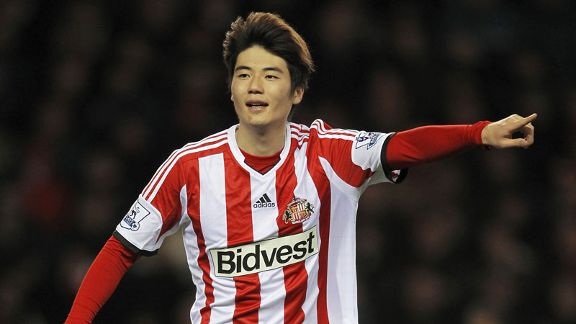 Ki Sung Yueng Sunderland point