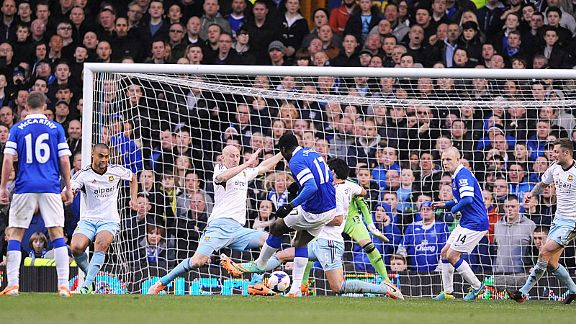 Romelu Lukaku fires Everton to a late victory against West Ham.