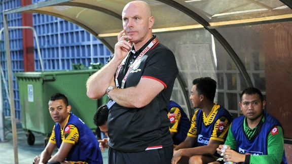 Steve Kean Brunei S-League
