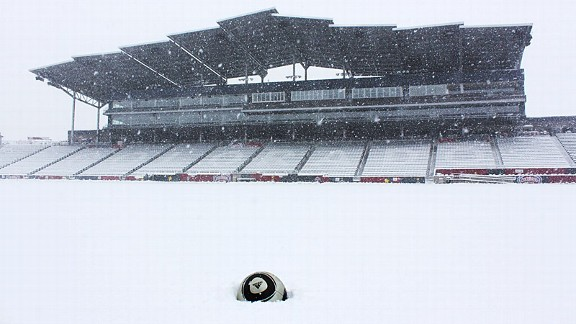 DSG Park in Colorado, home of the MLS's Rapids