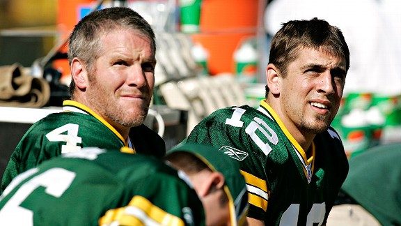 Favre/Rodgers