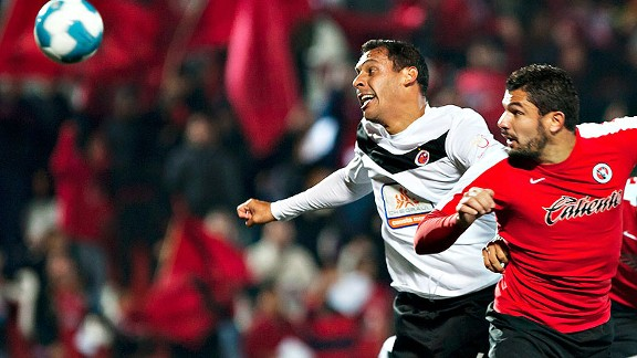 Tijuana Soccer