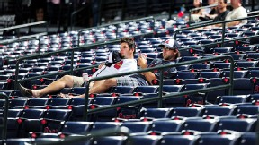 Atlanta Braves fans