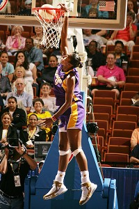 Lisa Leslie