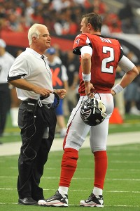 Mike Smith and Matt Ryan