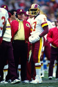 Doug Williams, Joe Gibbs