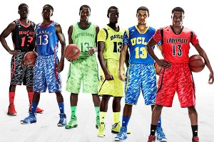 KU fans embarassed uniforms
