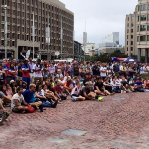 Boston World Cup watch party