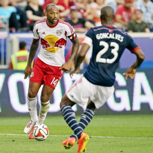 Thierry Henry, Jose Goncalves