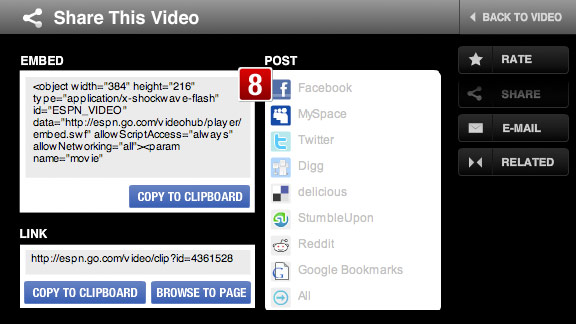 Vid Player 8