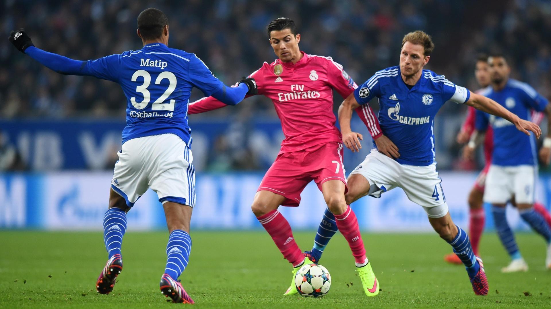 Real Madrid vs Schalke 04