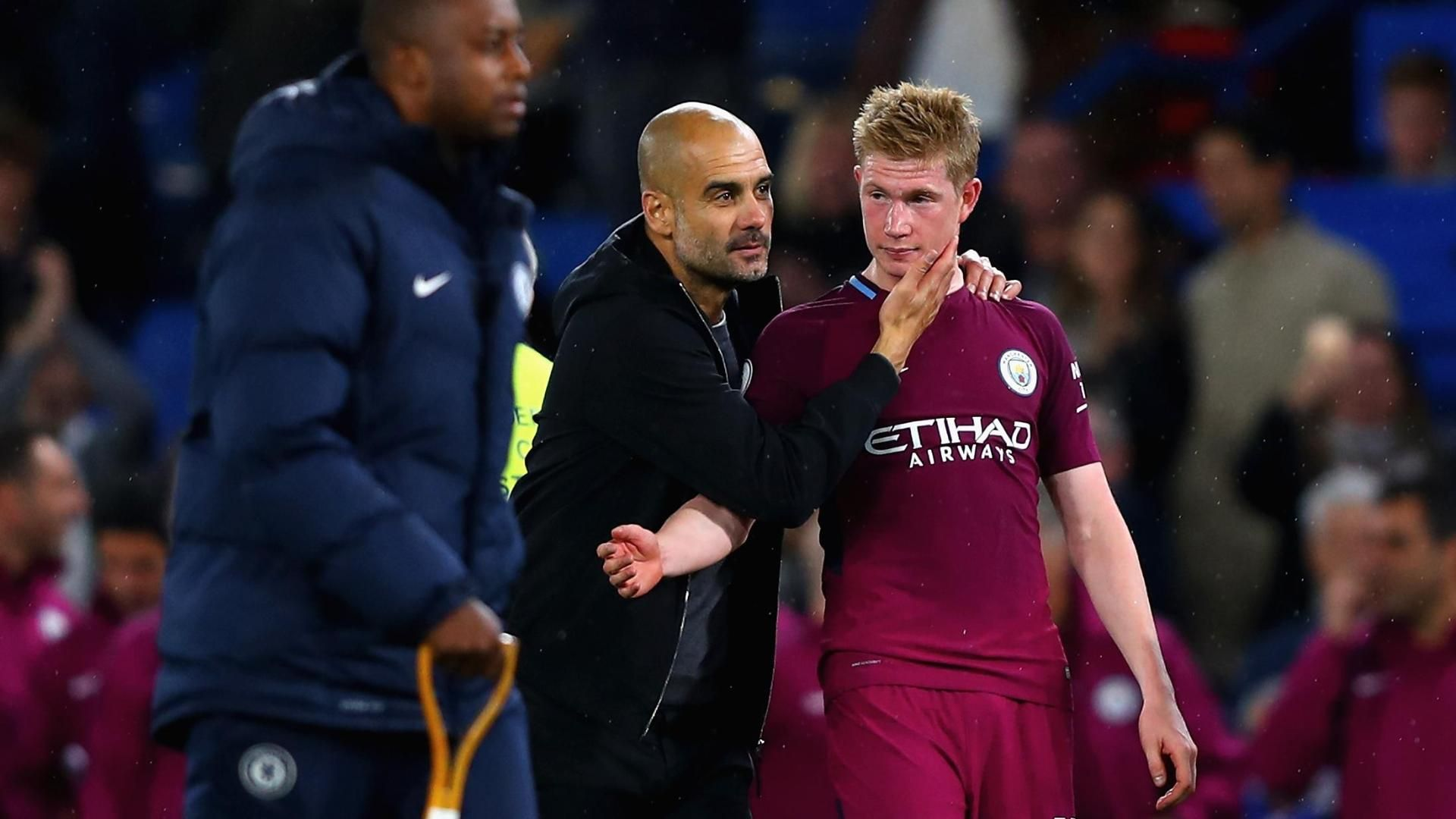 Image result for de bruyne city vs chelsea