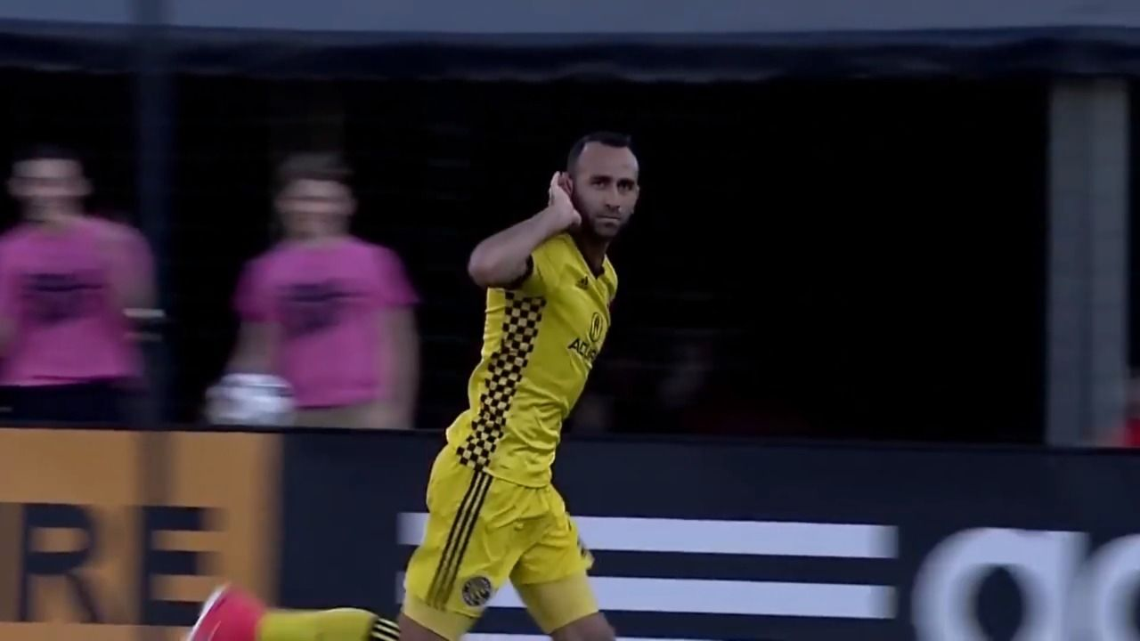 Orlando City move provides Justin Meram with new challenge, change of scenery