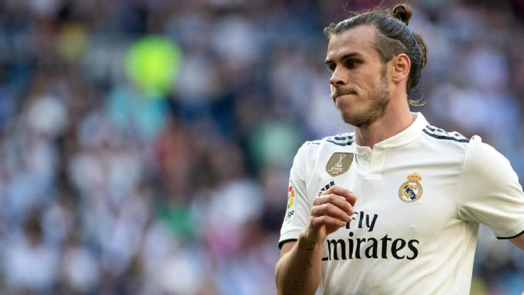 Bale needs to step up his play at Real Madrid - Van der Vaart
