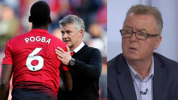 Man United should build team around Pogba - Bolt