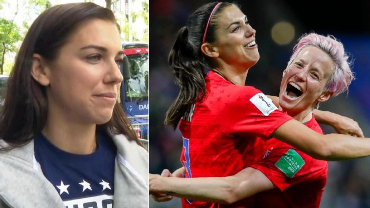 rugby-int 190612 INET FC alex morgan SOT498 - Toe Poke Daily: Shots for every goal! Super-Sonic passing! 13 reasons to love USWNTs record win