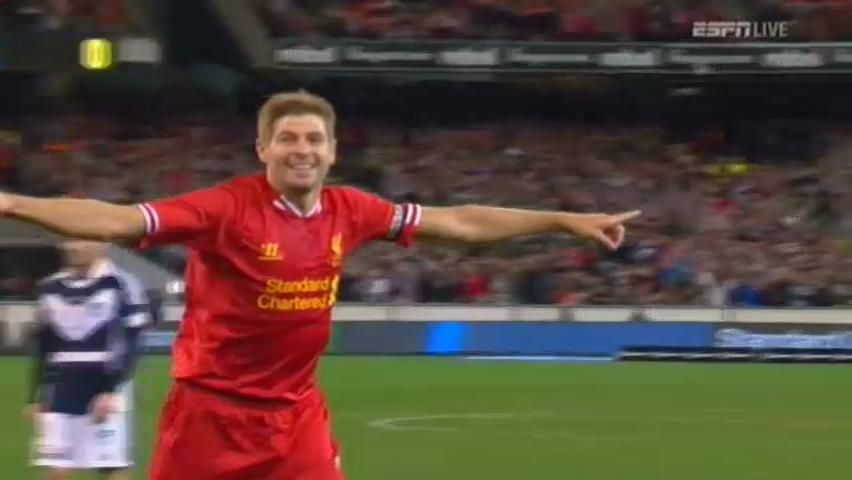 Gerrard hopes glory is forthcoming