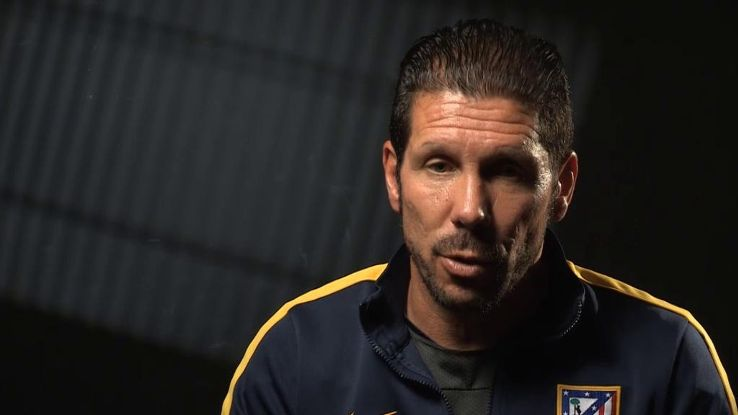 UEFA charges Simeone and Alonso