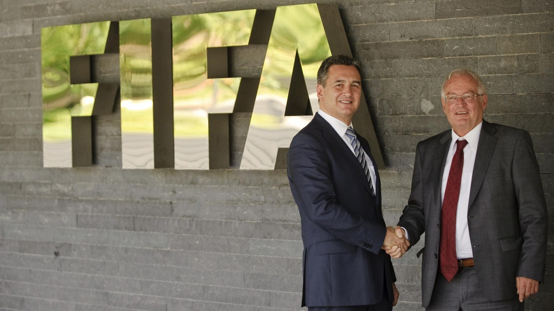 FIFA agrees to review World Cup corruption report