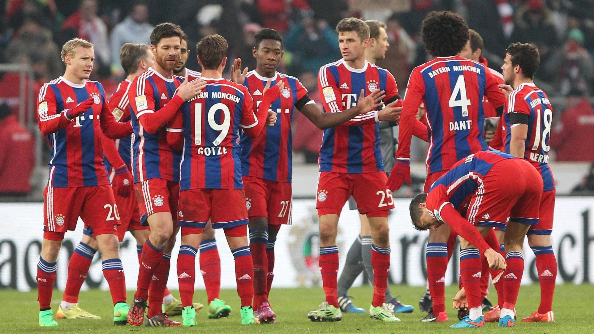 Liga Jerman  - Bayern Munich Jauh Lebih Kuat Ketimbang Real Madrid Dan Barcelona