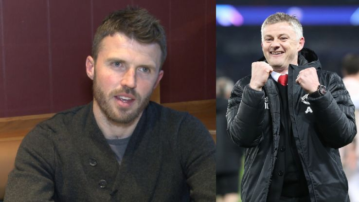 Carrick - Solskjaer's Manchester United audition could not have gone better