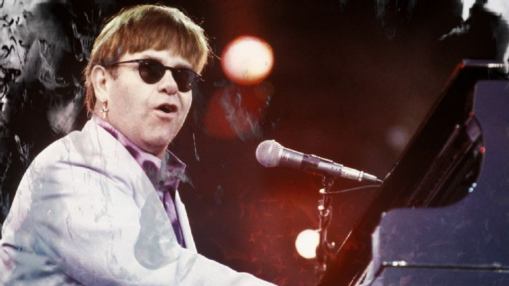 Elton John almost let slip about Mark Viduka