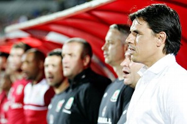 Since Speed's death, friend Chris Coleman has taken on the Welsh national team job.