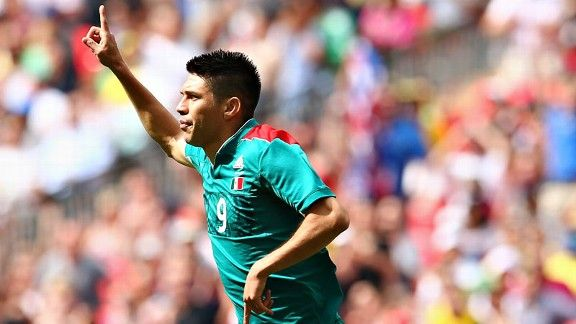 The pressure will be on Oribe Peralta and El Tri's offense to lead Mexico to a World Cup berth.
