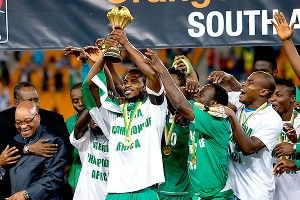 Nigeria wins African Cup of Nations