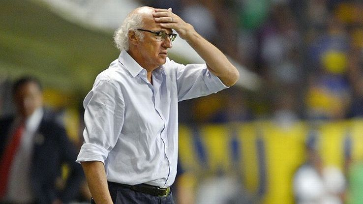 Carlos Bianchi is back with Boca Juniors and eager to repeat his past successes. Despite setbacks in the league, his eyes are on the Copa Libertadores.