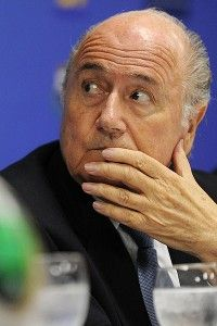 Sepp Blatter was successful in steering the World Cup to Brazil though FIFA has done little in the years since to help get the nation up to speed or monitor its progress.