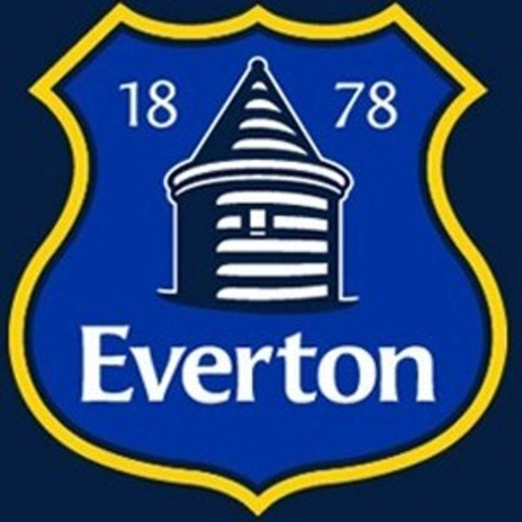 The new Everton crest removes the team's motto.